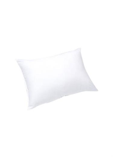Taç Yastık Beyaz